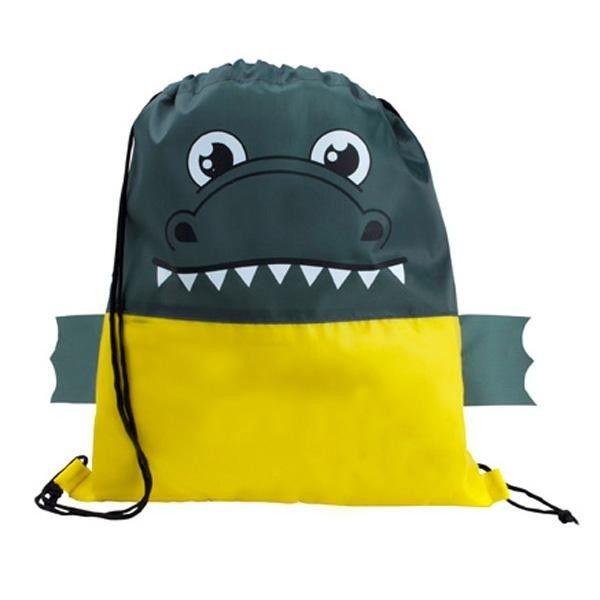 Gator Mascot Backpacks from http://www.schoolspiritstore.com/