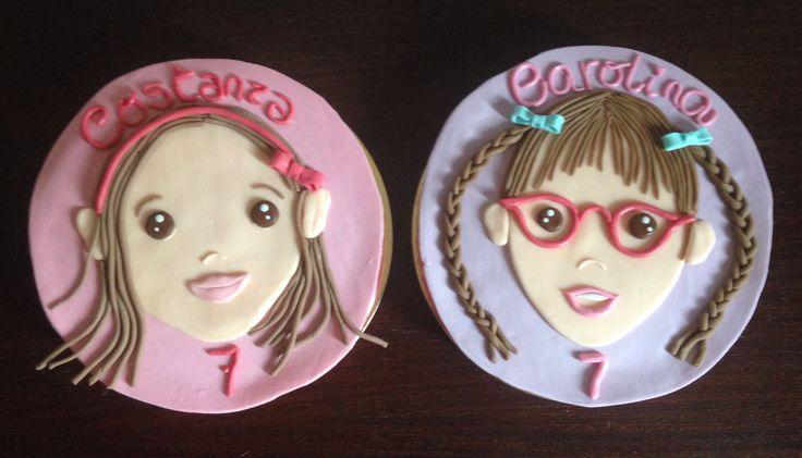 Portrait Cakes!