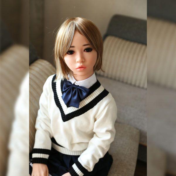 リアルドール 105cm 3D立体 TPEドール 人形 かわいい——Aikawa Misao ¥150,000.00