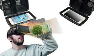 Lunettes de réalité virtuelle 3D pour l'expérience virtuelle ultime à 29,98€ (50% de réduction)