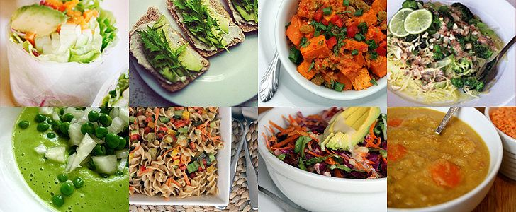 34 Vegan Lunches You Can Take to Work. They will need a little tweaking to make them gluten-free friendly. :)