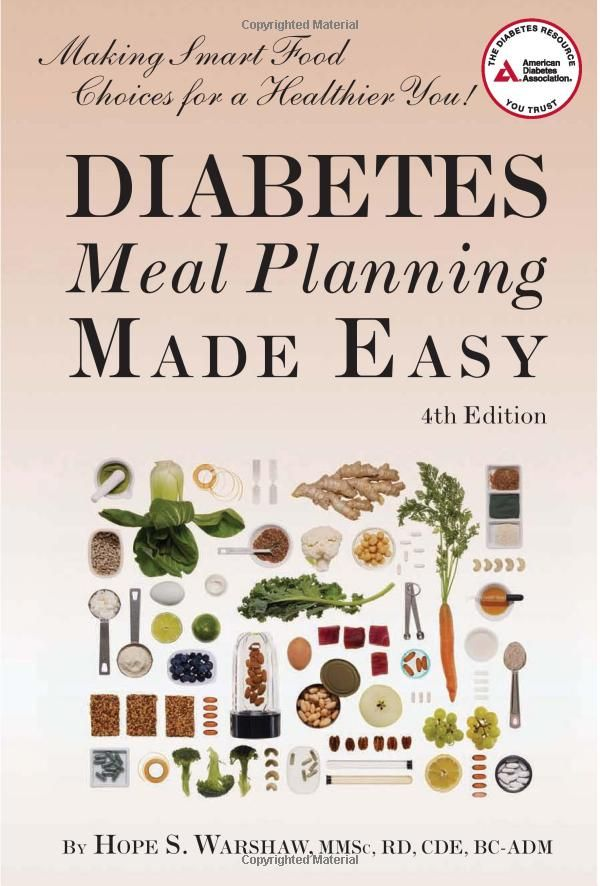 Diabetes meal planning made easy