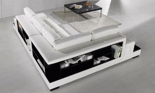 Hacker Help: Sofa with built-in storage shelves? - IKEA Hackers - IKEA Hackers