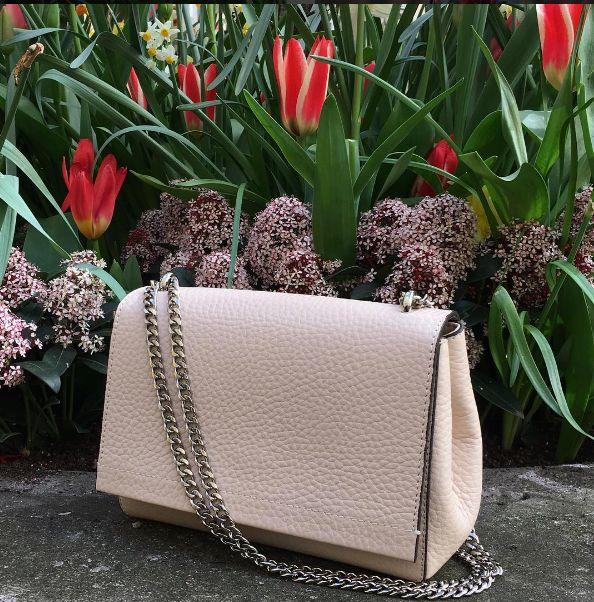 DECADENT Madelyn small bag, cream