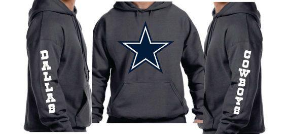 Cowboys Unisex Hoodie Texas Dallas nfl football men women