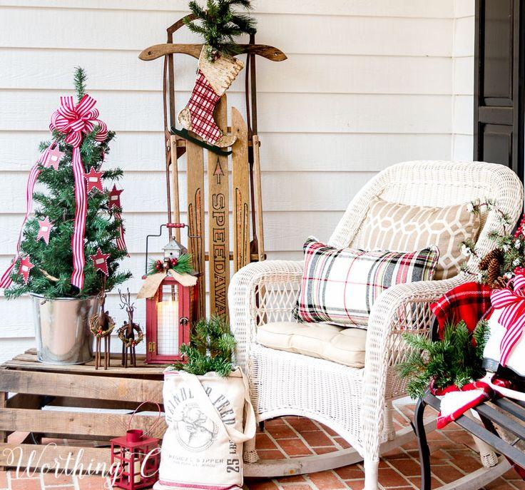 An Urban Farmhouse Holiday Home Tour