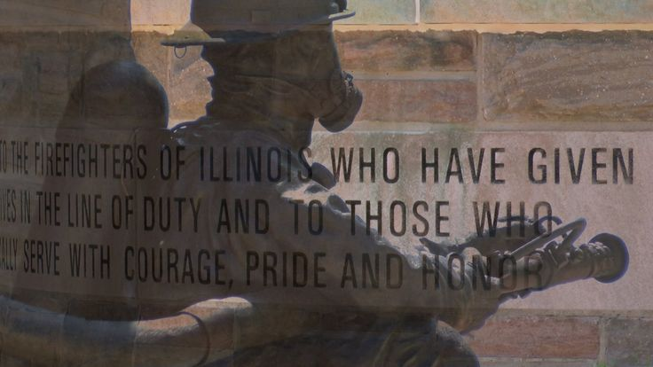 Illinois Fallen Firefighter Memorial and Firefighter Medal of Honor Awar...