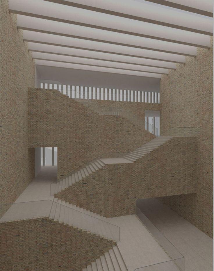 David Chipperfield Architects · M9 - New cultural center in Venice-Mestre · Divisare