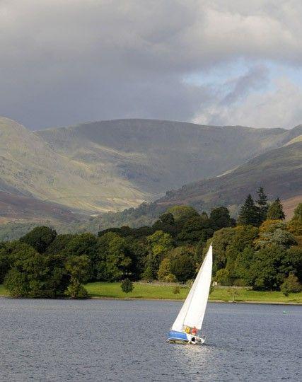 The Lake District - England