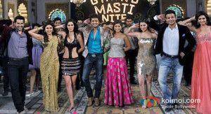 Grand masti Cast stars