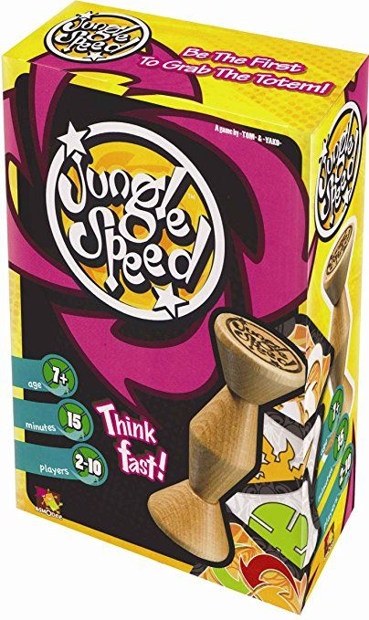 New Edition Jungle Speed Card Game £14.13