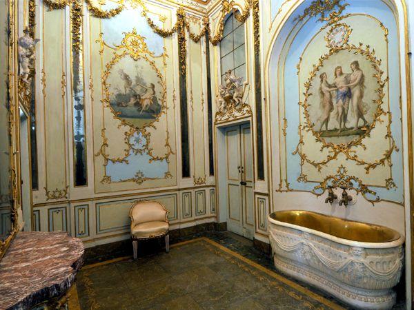 Gabinetto per uso del Bagno di Fedele Fischetti - Descrizione dell'opera e mostre in corso - Arte.it