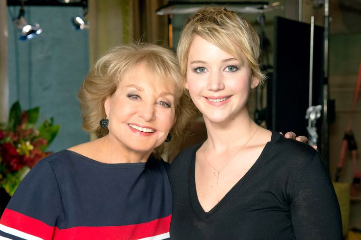"Jennifer Lawrence Tells Barbara Walters ""It Should Be Illegal to Call Somebody Fat on TV"""