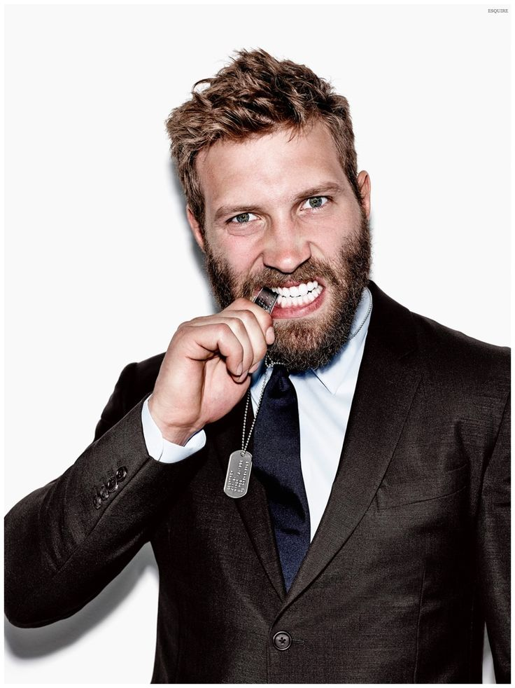 Jai Courtney Appears in Military Themed Esquire Shoot, Talks Appearing in 'Not…
