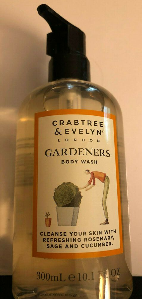 5d0deb9a51dc131807bcdd72982e331f - Crabtree & Evelyn Gardeners Hand Therapy With Pump 250 Ml