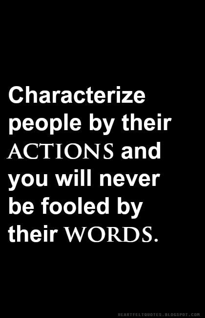 #Action #words