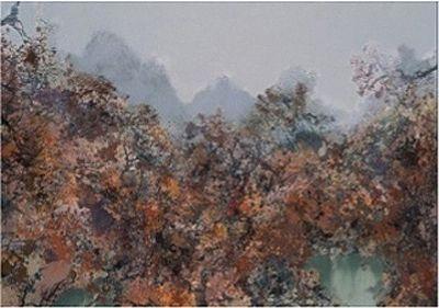 HONG LING http://www.widewalls.ch/artist/hong-ling/ #fine #art