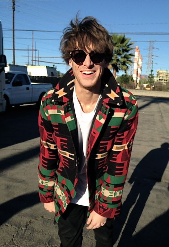 Paolo Nutini - Scottish singer, songwriter and musician. Impossible not to dance to and lots of brass in there