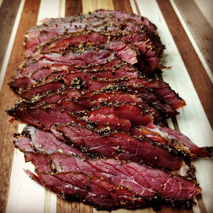 I've shared a venison pastrami recipe with you in the past, but here's a little different process that works well with multiple cuts of meat. Instead of utilizing a dry curing process, this recipe is for a brine I adapted from Ruhlman and Polcyn's book Charcuterie. I dialed back the sweetness a little bit by omitting the white sugar and doubled the brown sugar. I also stuck with my original pastrami spice recipe which calls for garlic powder. I had several smaller pieces of flap meat cut…
