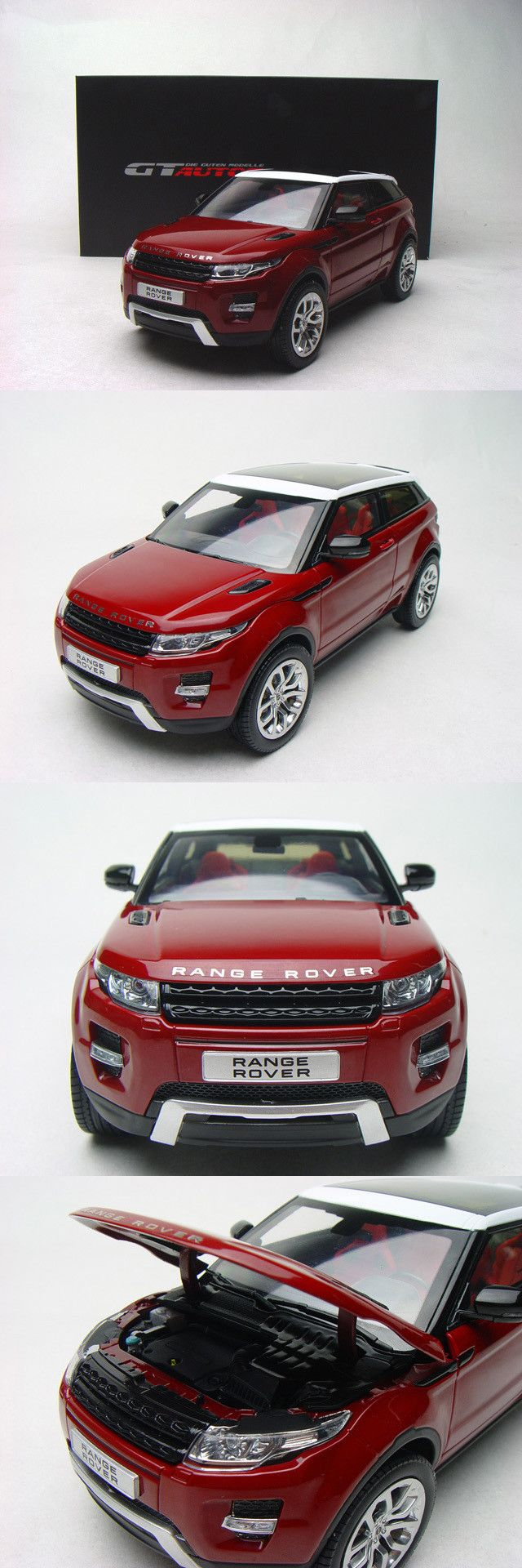 1/18 Range Rover Evoque. Diecast model cars have really changed over the years. - Imgur