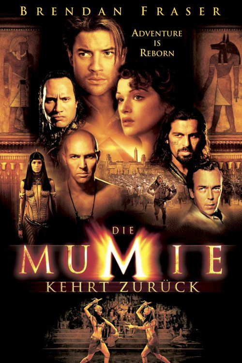 The Mummy Returns Full Movie Online 2001