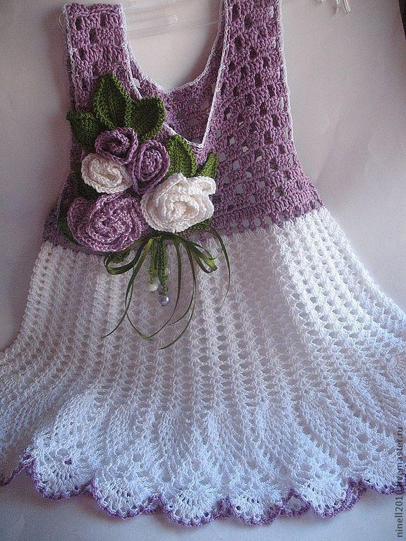 #Dress #crochet
