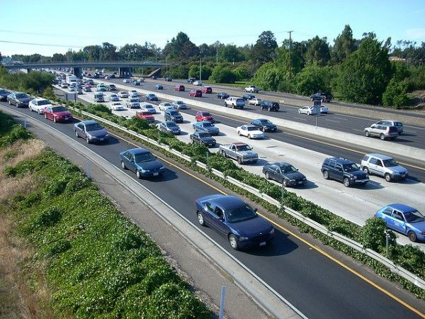 Highway Congestion Linked To Adult Asthma