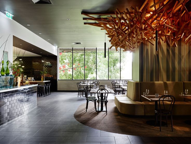 Nest Restaurant & Bar on Roma Street in Brisbane is the perfect venue to spoil Dad for Fathers Day. www.foodwinetravel.com.au