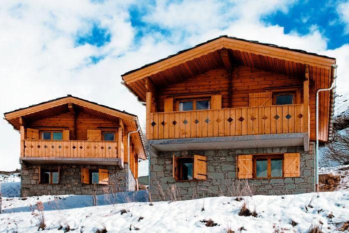 Résidence Le Grand Panorama II, promo séjour ski pas cher, Séjour Ski Valmeinier SkiHorizon prix promo Ski Horizon à partir de 264,00 € TTC.