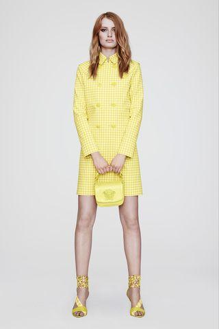 Versace Resort 2014 Collection Slideshow on Style.com