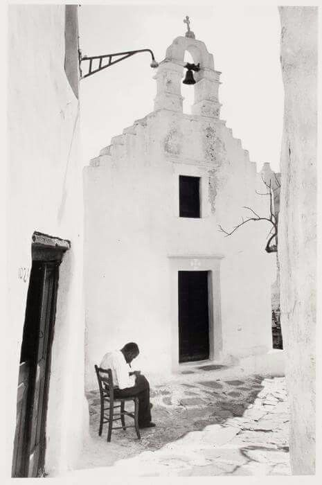 Myconos 1948, photo David Seymour