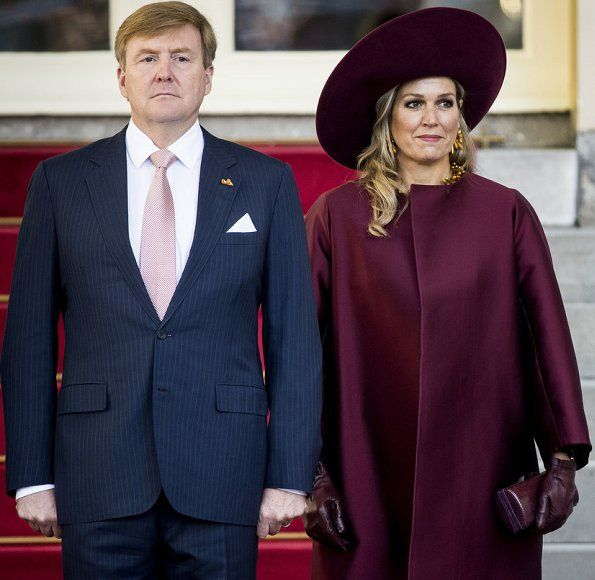 State Visit Of President Alexander Van Der Bellen And His Wife To