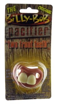 Billy-Bob Pacifier - ''Two Front Teeth''   Bass Pro ShopsFront Teeth, Billye Bobs Pacifiers, Buckaroo Baby, Billybob Outdoorbabi, Pro Shops, Outdoor Kids, Baby Boys, Bass Pro, Baby Shower