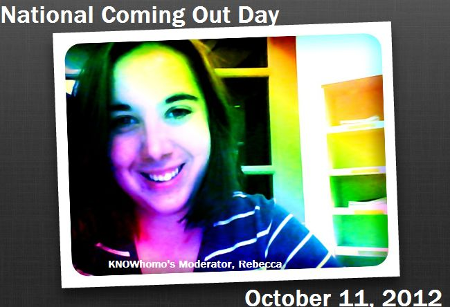 national coming out day 2012 october 11th from the human rights