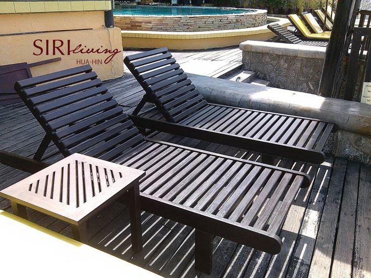Sunbed - Supatra Resort