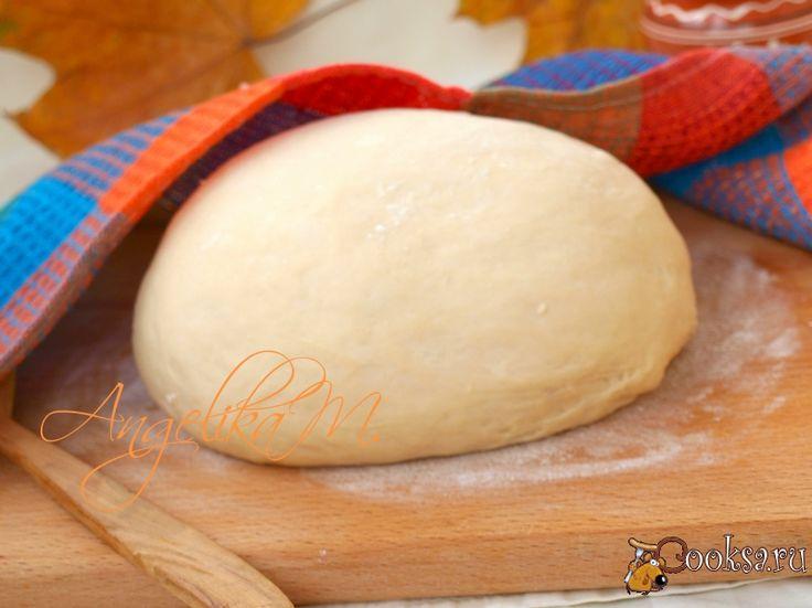 Тесто для пиццы от Джейми Оливера фото рецепт приготовления