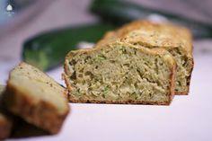 Low FODMAP Brot ohne Hefe auf Zucchinibasis