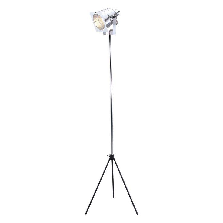 Have to have it. Adesso 3051-22 Spotlight Floor Lamp - $73.98 @hayneedle.com