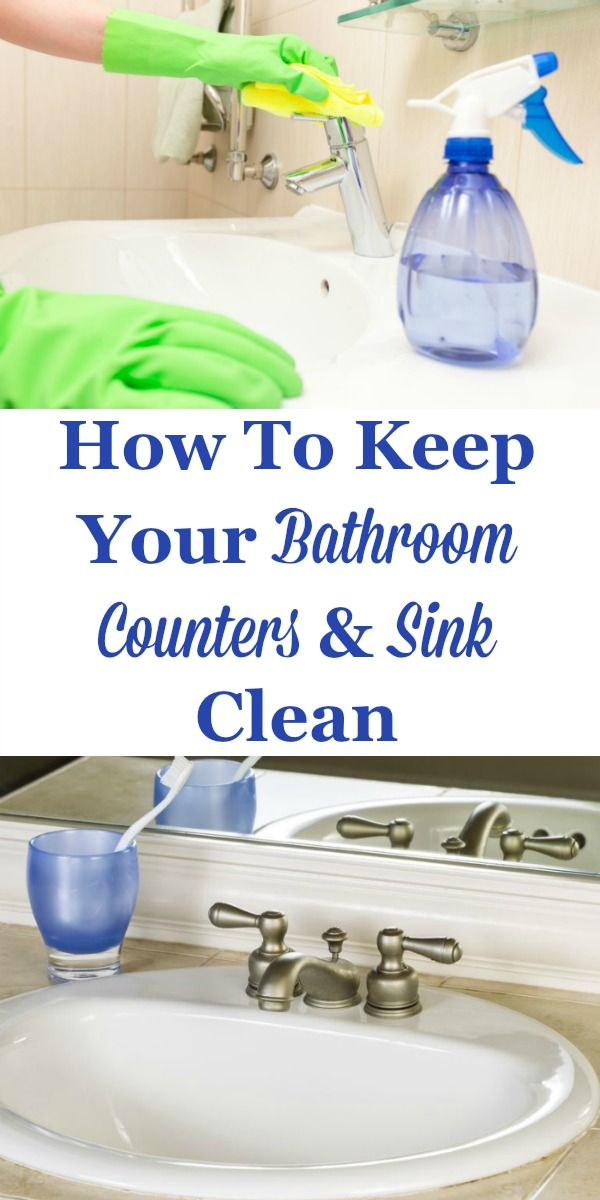 How To Keep Bathroom Clean Impressive Inspiration