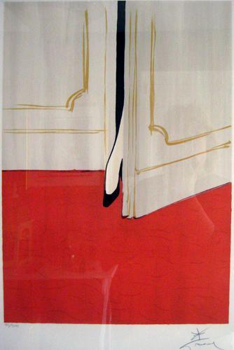 René Gruau est un dessinateur et peintre franco italien né au début du siècle passé. Il a travaillé avec Dior, Balmain, Balenciaga......