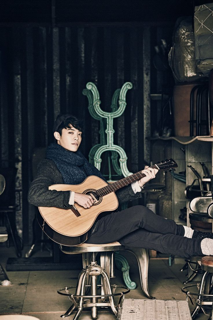 Eddy Kim Second Mini Album: Sing Sing Sing (2015.01.21)