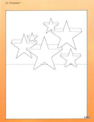 Pin by jana rajsiglov ve erkov on pap rov p n ka for Paper star pattern template