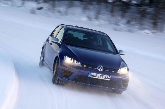 First Drive: 2015 Volkswagen Golf R Euro Spec