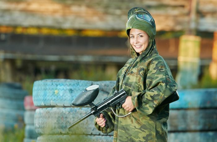 Airsoft Hen Party Packages