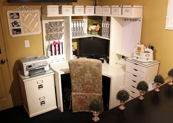 best 25 ikea corner desk ideas only on pinterest ikea home office ikea office and ikea office hack - Ikea Computer Desk Ideas