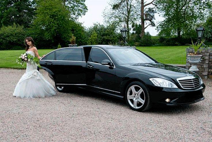 Аренда автомобиля Мерседес на свадьбу