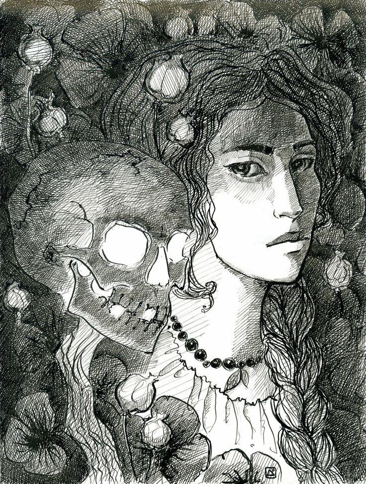 Vasilisa by VoodooMouse on deviantART