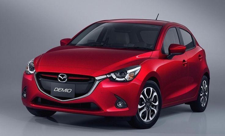Mazda 2 2015: Así es la nueva versión de este hatchback