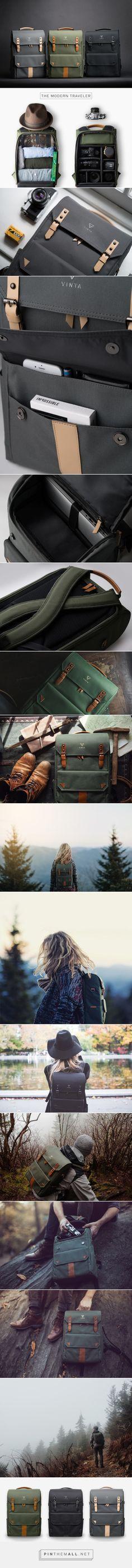 A Travel & Camera Bag for Everyday Adventures - Design Milk