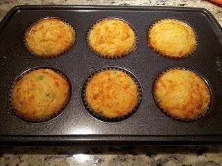 Jalapeno cornbread muffins, Jalapeno cornbread and ...